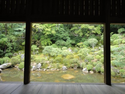 2010年8月3日 竹林寺 庭園