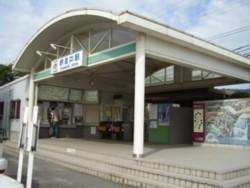 2008年8月18日の赤目口駅