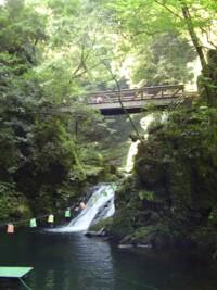 2008年8月18日の赤目滝 1