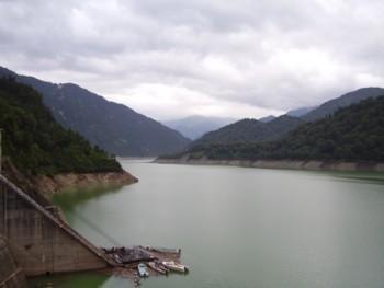 2009年8月13日(木) 黒部ダム その2