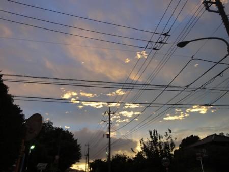 2012年9月19日の二重の虹2
