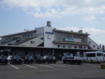 JR芦原温泉駅 2009年9月21日