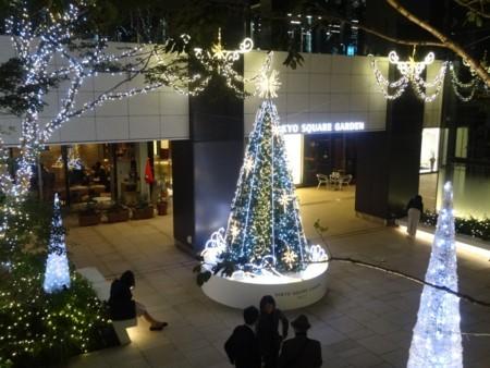 東京スクエアガーデン 1