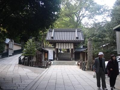 清荒神清澄寺へ11