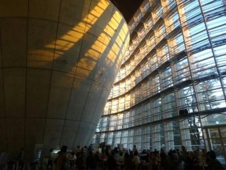2013年11月29日 国立新美術館
