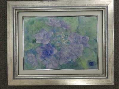 みどり「紫陽花」