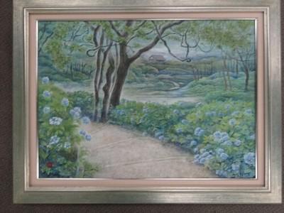 みどり 「六甲山の風景から」