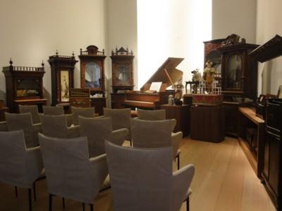 オルゴールの小さな博物館2