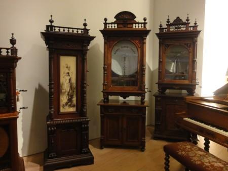 オルゴールの小さな博物館1