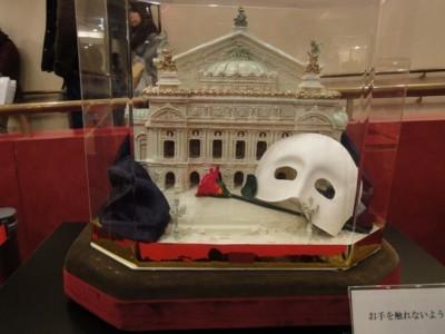 劇団四季「オペラ座の怪人」2013年 砂糖製ガルニエ座