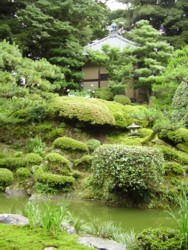 瀧谷寺の庭園 2