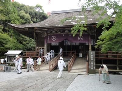 2010年8月3日 竹林寺
