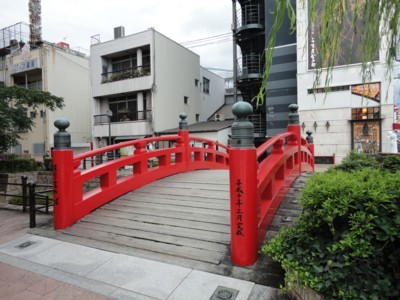 2010年8月3日 はりまや橋