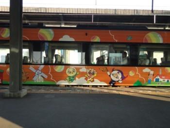 2010年8月2日 アンパンマン電車1