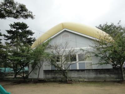 女木島の旧保育所 「ラング/バウマン」