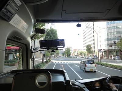 2011年9月23日 宝伝港に向かう1
