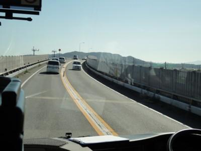 2011年9月23日 宝伝港に向かう2