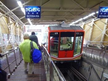 2009年8月13日 美女平駅