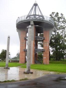 2009年8月13日(木)発電所美術館 展望棟