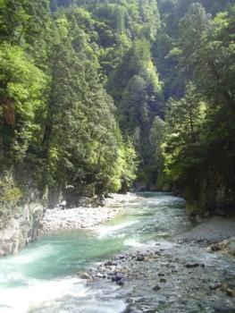 2009年8月14日(金) 猿飛峡 その2