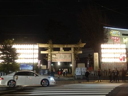 亀有香取神社1