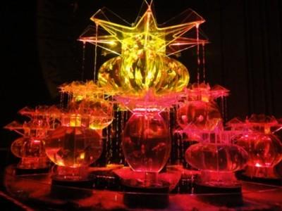 「アートアクアリウム2013 江戸・金魚の涼」4