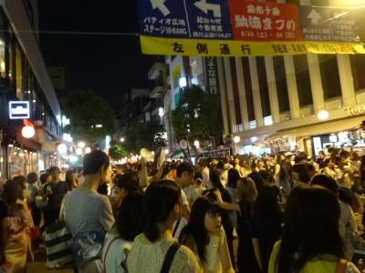 麻生十番納涼祭り2014 3