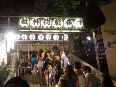 麻生十番納涼祭り2014 4