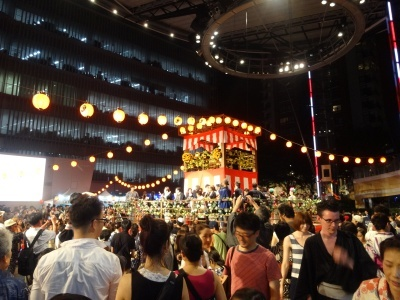 麻生十番納涼祭り2014 6