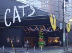 キャッツ・シアター2006年11月19日