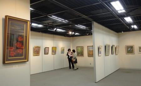「第4回 ひぐらしの会 日本画展」