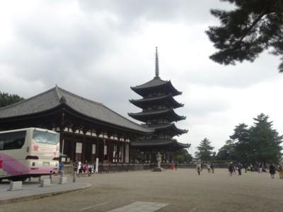 興福寺2013年11月