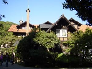 2008年10月13日のアサヒビール大山崎山荘美術館