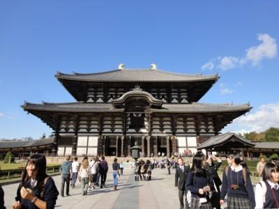 2011年10月31日 東大寺