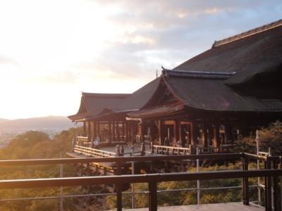 2011年10月31日 京都 清水寺