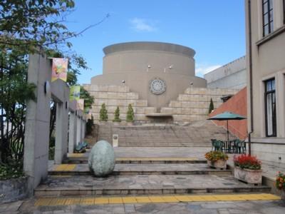 2011年9月24日 わらべ館 からくり時計1