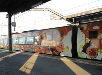 2010年8月2日 アンパンマン電車2