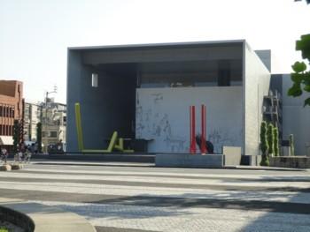 2010年8月2日 丸亀市猪熊弦一�カ現代美術館