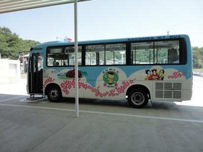 2010年8月2日(月) 直島 町営バス