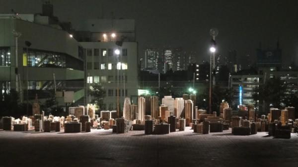劇団維新派「風景画」 東京・池袋 2011年10月14日2