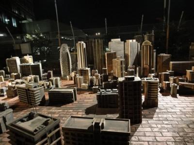 劇団維新派「風景画」 東京・池袋 2011年10月16日2