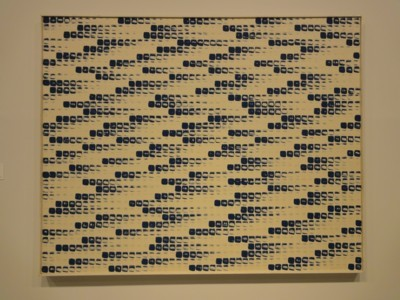 東京国立近代美術館所蔵 李禹煥作品 「点から」