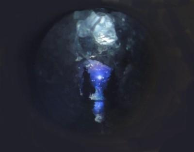 桑原弘明氏作 Scope「透明な夢よ」11