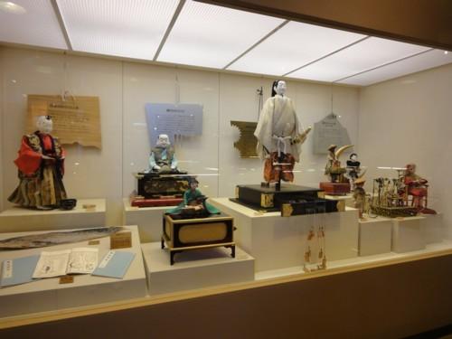 2011年9月24日 鳥取・わらべ館 からくり人形